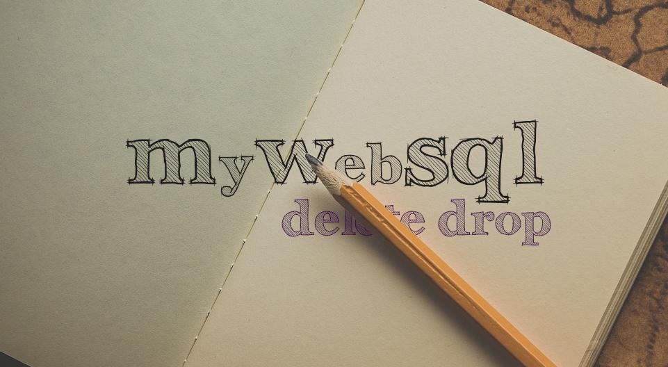 MySQL 복습(MyWebSQL)