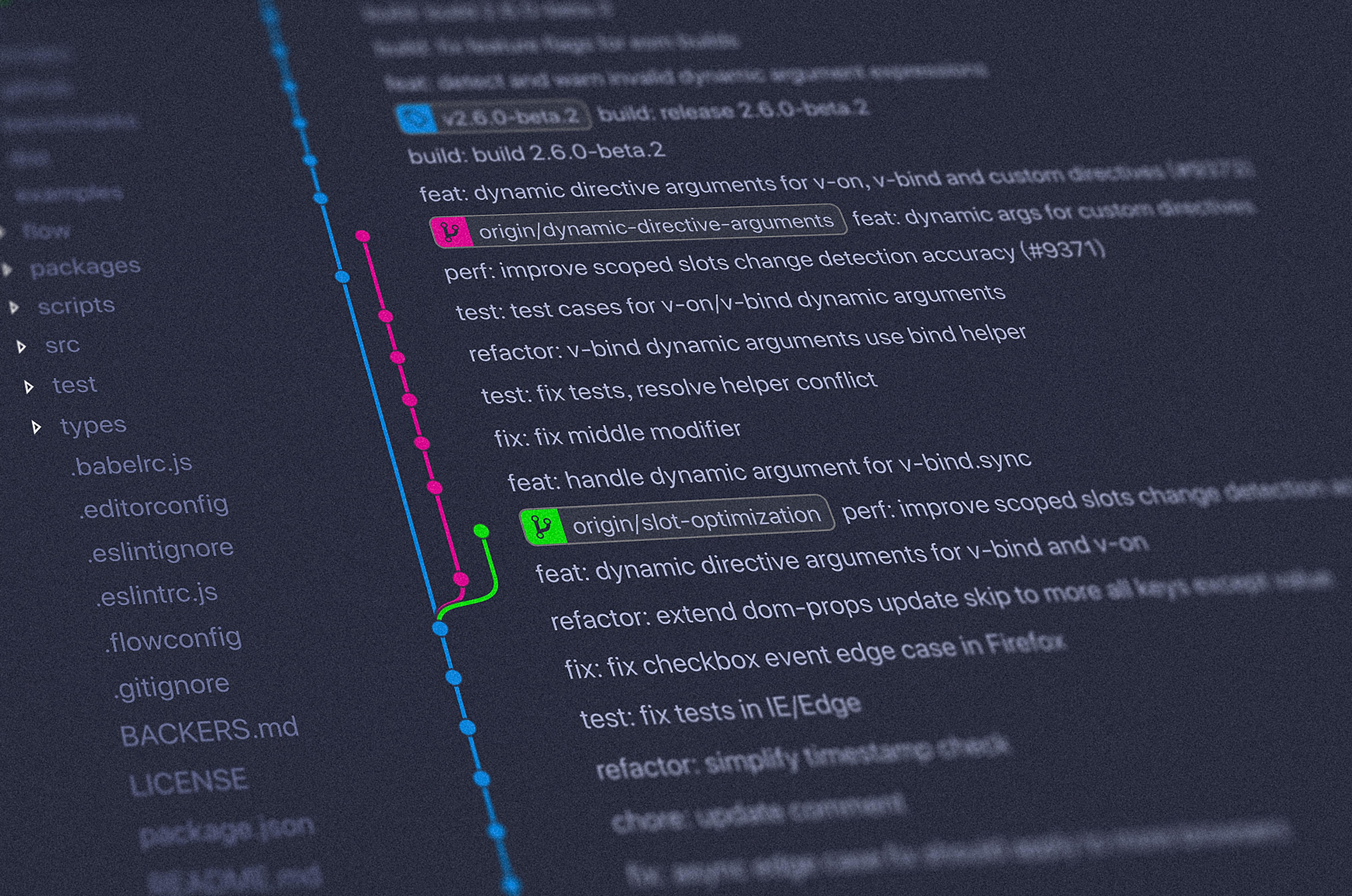 Git 정리 - 협업 - fetch, pull request