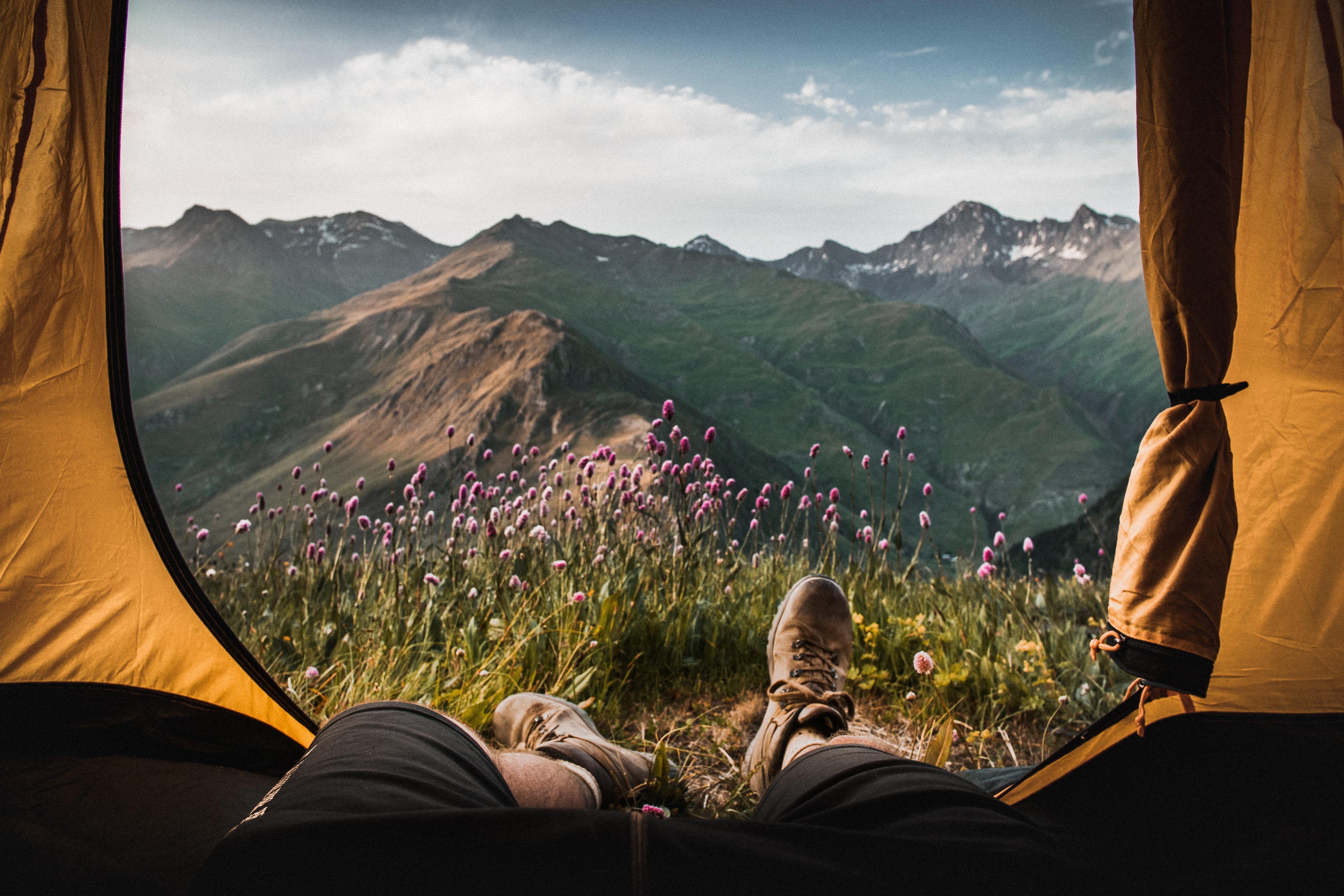 삶은 마라톤이라기보다, 여행입니다.